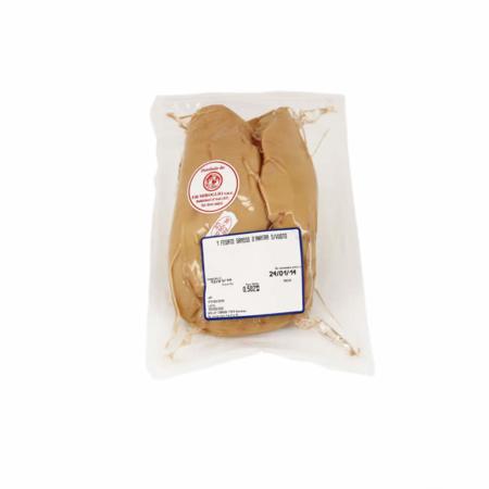 Fegato grasso di anatra moulard